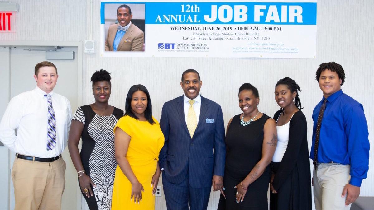 Senator Parker Fair Job