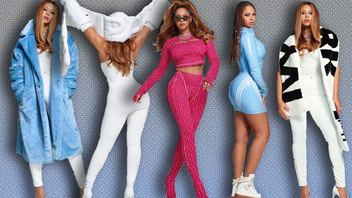 Beyoncé's New 'Icy Park' : Adidas x Ivy Park Collection finally dropped and WE LOVE it !